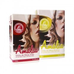 Amalia pack with Red or...