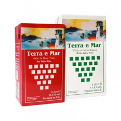 Terra e Mar pack with Red...