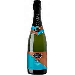Italian sparkling wine Verve - Blanc De Noir Pinot Nero Extra Brut in 0.75L bottle