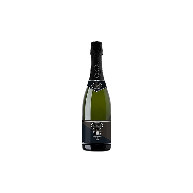 Italian Sparkling wine Virtus - Pinot Nero and Chardonnay Brut in 75cl bottle