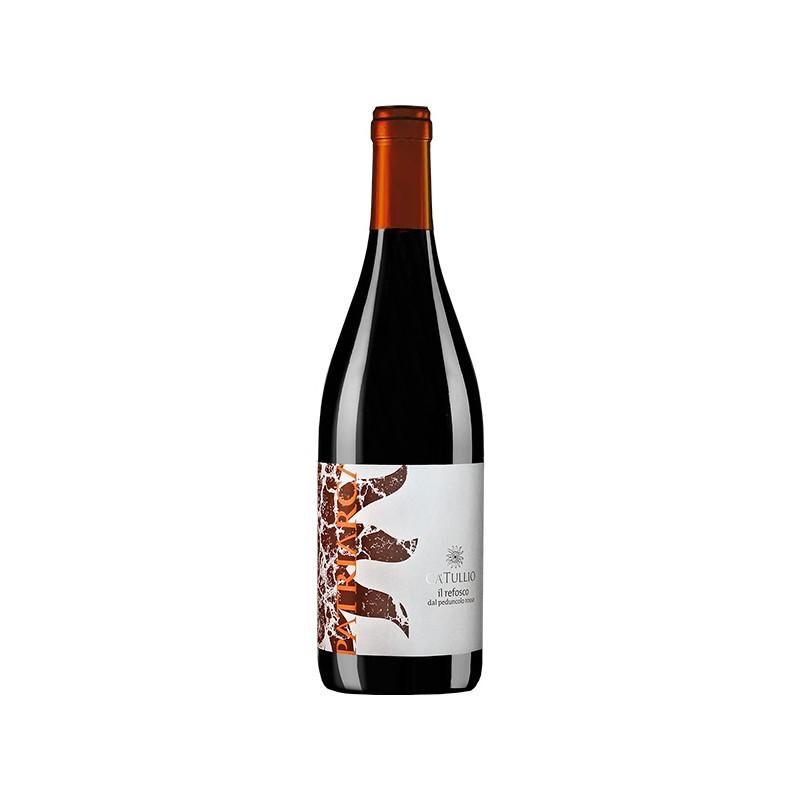 Red wine Patriarca Refosco dal Peduncolo Rosso Ca'Tullio D.O.C. Friuli Aquileia