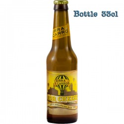 Beer For Cheese in 33cl beer bottle
