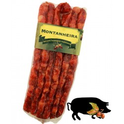 Fine Black Iberian Pork Chorizo with 300grs