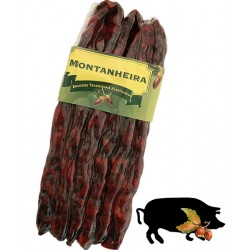 Black Iberian Pork black pudding - Portuguese Morcela fina with 300grs