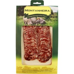 Sliced Iberian Black Pork Sausage with 100grs