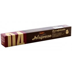 Coffee capsules - decaffeinated Sublime