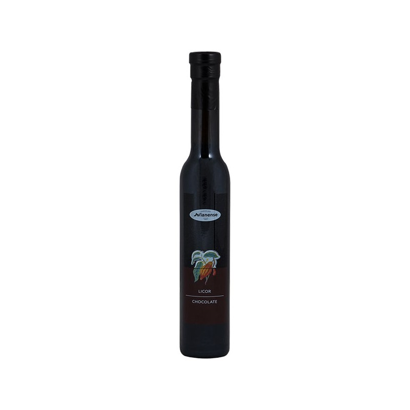 Chocolate Liqueur bottle with 200ml