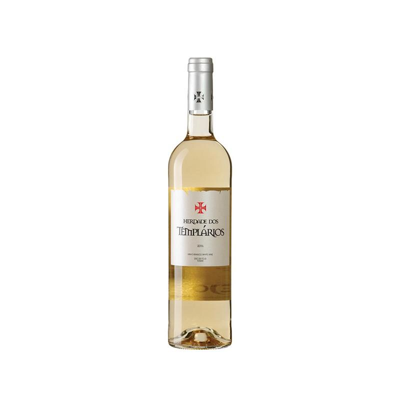 White wine bottle Herdade dos Templarios