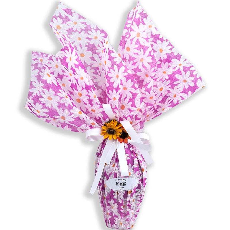 Easter chocolate egg bouquet decorated 150grs