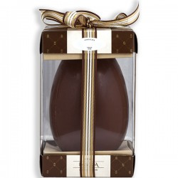 Easter chocolate egg in box with 350grs