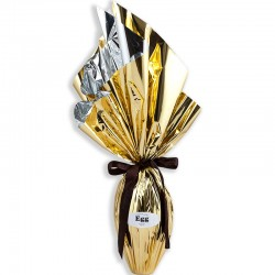 Easter chocolate egg bouquet big size 1.100 kg