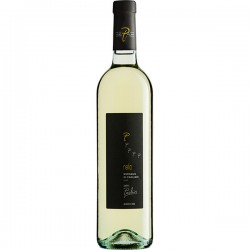 White wine bottle Nelio Nuragus di Cagliari DOC