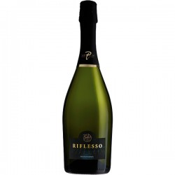 Italian sparkling wine Riflesso Vino Spumante