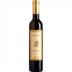 Italian sweet wine white Nobilis IGT Toscana Bianco