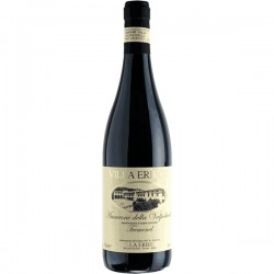 Italian red wine AMARONE DELLA VALPOLICELLA DOCG TREMENEL from Veneto region in Italy