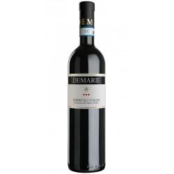 Nebbiolo d'Alba DOC red wine bottle