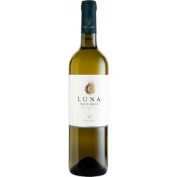 White wine bottle Luna Pinot Grigio