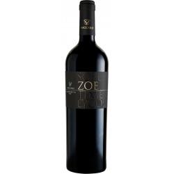Italian red wine bottle Zoe