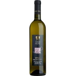 White wine bottle Lila Irpinia Falanghina DOC