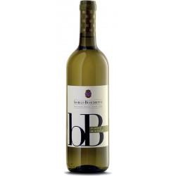 White wine bottle Pinot Bianco IGT Venezia Giulia