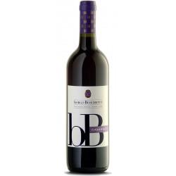 Red wine bottle Cabernet IGT Venezia Giulia