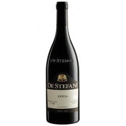 Red wine bottle Refosco Veneto IGT - KREDA