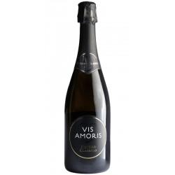 Sparkling white wine Visamoris Metodo Classico from Liguria