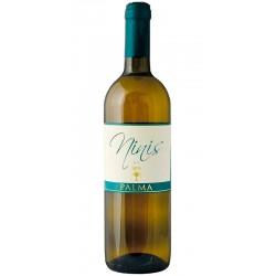 White wine bottle Palma White Wine IGT from Tuscany