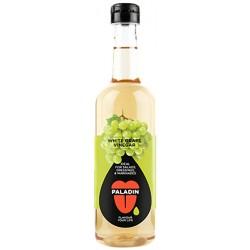 White Wine Vinegar 500ml bottle in English