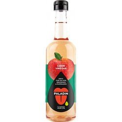 Apple Cider Vinegar 500ml bottle in English