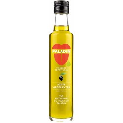 Extra Virgin Olive Oil in glass bottle with 250ml