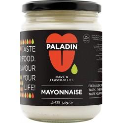 Mayonnaise 425ml glass in English