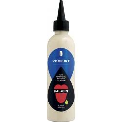 Yoghurt Sauce bottle in English
