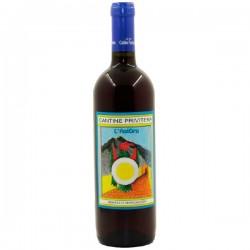 Nerello Mascalese wine bottle 75cl