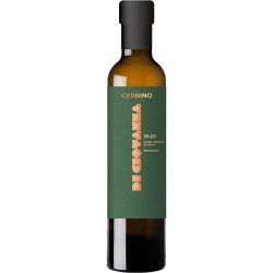 Organic extra virgin olive oil Gerbino in 500ml bottle
