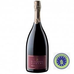 Organic sparkling wine Franciacorta D.O.C.G. Brut Magnum (1,5 lt) 1.5 Liter