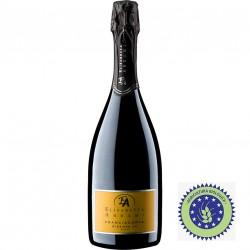 Sparkling wine bottle Franciacorta D.O.C.G. Riserva 3V
