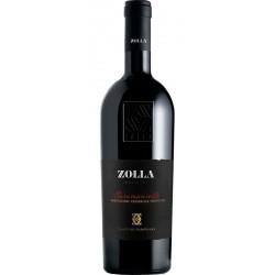 Zolla Susumaniello IGP red wine bottle