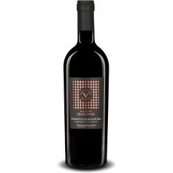 Leggenda Vigne Vecchie - Primitivo di Manduria DOP red wine bottle