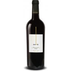 Italian red wine from sicily Zabù Syrah Terre Siciliane IGT bottle