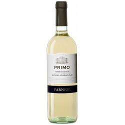 Italian wine from abruzzo Primo - Malvasia - Chardonnay Terre di Chieti IGT bottle