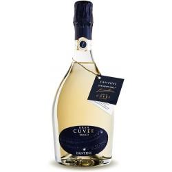 Italian sparkling wine Fantini Gran Cuvée - Bianco Swarovski bottle