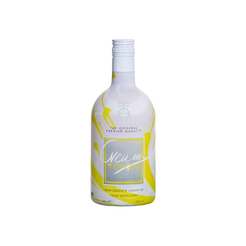 Cream Tonic 700c bottle