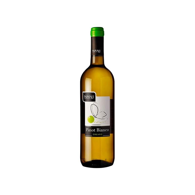 Italian Wine Pinot Bianco VENETO IGT Bottle