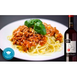 Italian Wine Tai Rosso IGT with food pairing