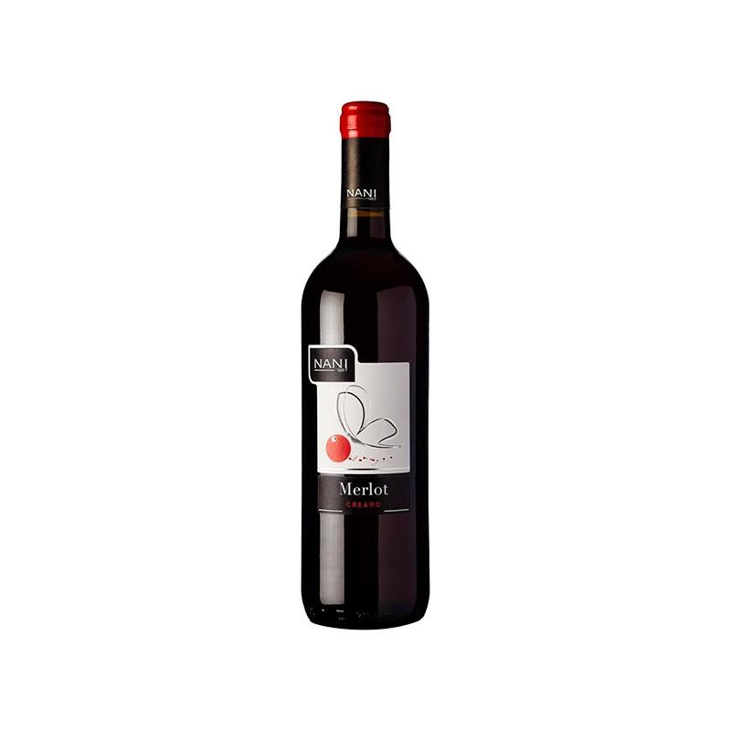 Italian Wine Merlot VENETO IGT Bottle