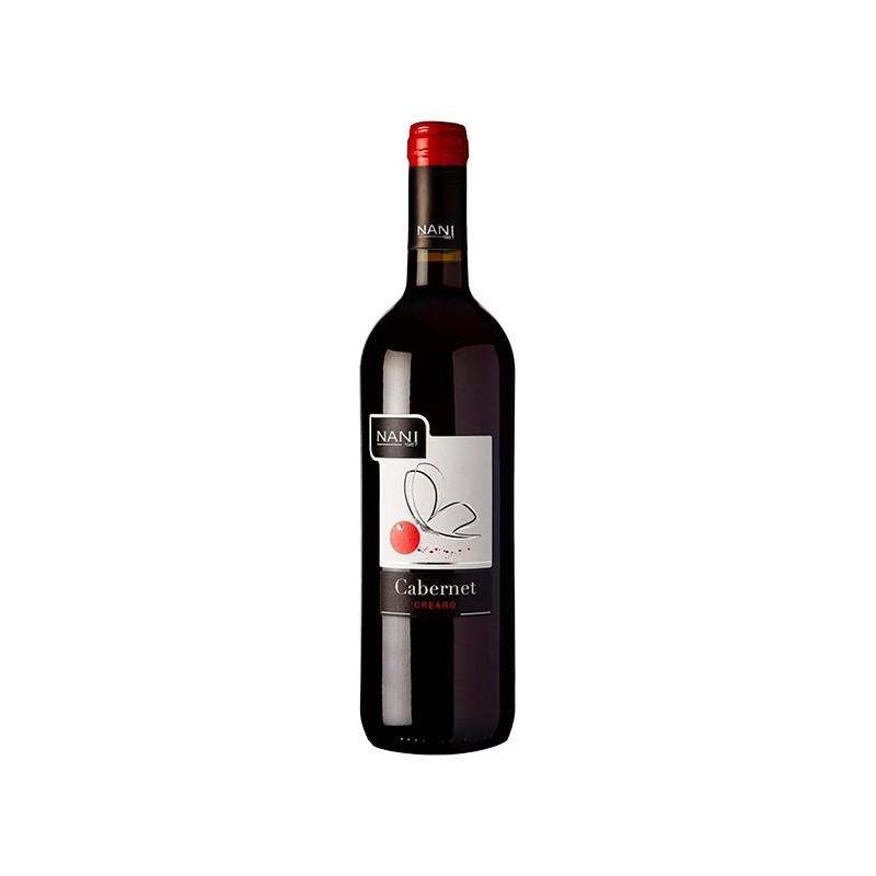 Italian Wine Cabernet VENETO IGT bottle