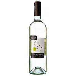 Italian Wine Chardonnay Frizzante VENETO IGT bottle