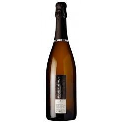 Italian Wine Pinot Brut Spumante bottle
