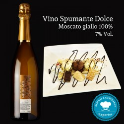 Italian Wine Moscato Dolce Spumante food pairing